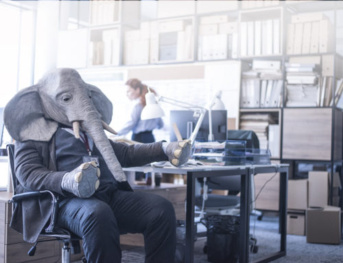 Skal vi snakke om elefanten i rommet?