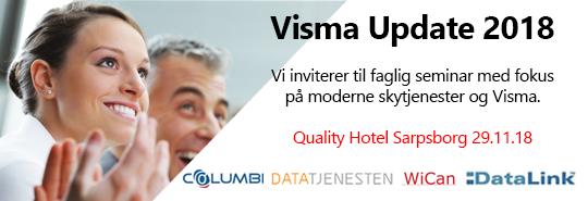 Visma Update 2018
