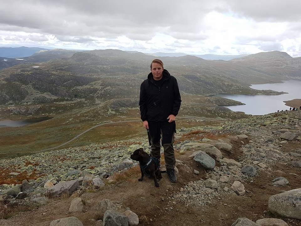 Marius-Iversen-på-fjelltur