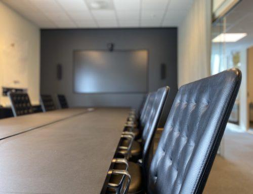 VIDEO : 98 gode grunner til å oppgradere møterommet