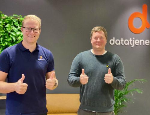 PRESSEMELDING : Datatjenesten inngår samarbeid- og eierskap i regnskapskontor